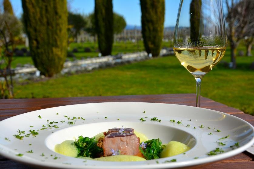 Essen zum Sauvignon Blanc