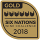 Gold - Six Nations Wine Challenge