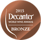 Decanter Wine Awards 2015