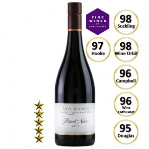 Ata Rangi Martinborough Pinot Noir 2017