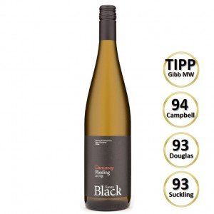 Black Estate Damsteep Riesling 2018