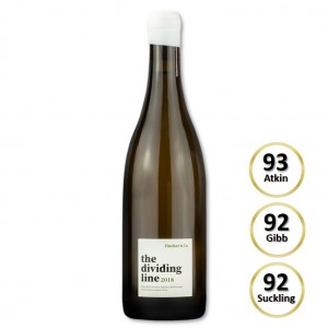 Fincher The Dividing Line Barrel Aged Sauvignon Blanc 2018
