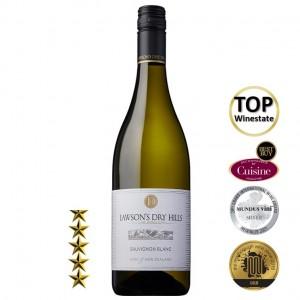Lawson's Dry Hills Sauvignon Blanc 2020