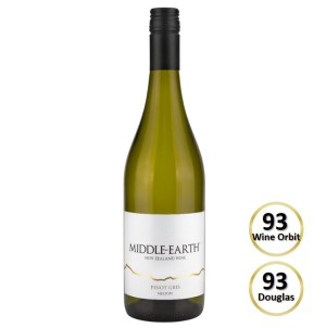 MIDDLE-EARTH Pinot Gris 2020