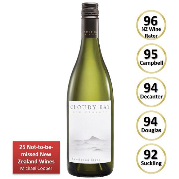 Cloudy Bay Marlborough Sauvignon Blanc 2020