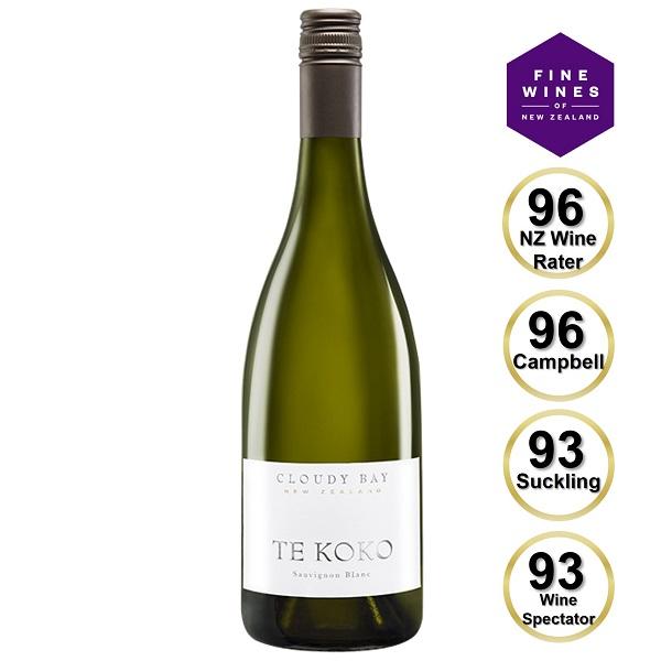 Cloudy Bay Te Koko Sauvignon Blanc 2016