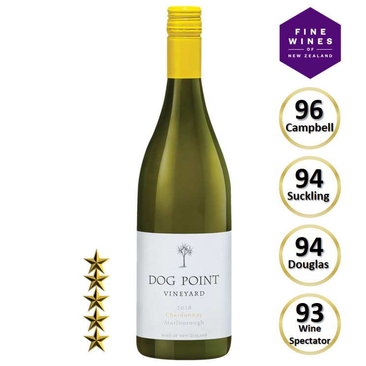 Dog Point Chardonnay 2018