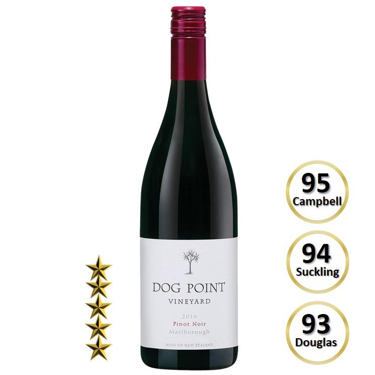 Dog Point Pinot Noir 2018