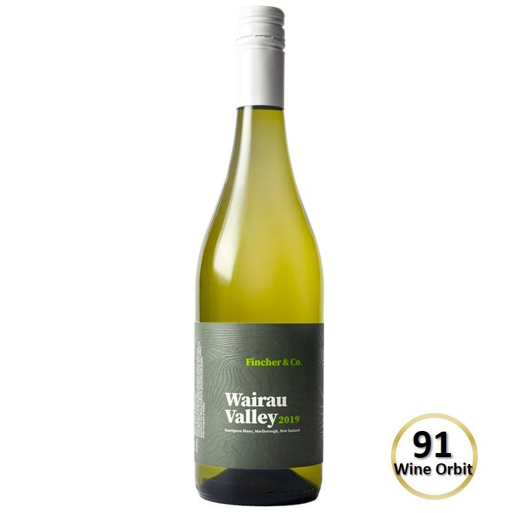 Fincher Wairau Sauvignon Blanc 2019