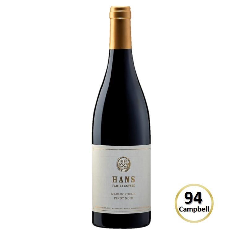 Hans Family Estate Pinot Noir 2016